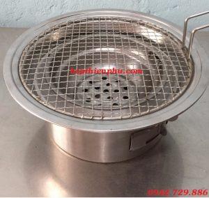 Bếp nướng than hoa ngoài trời hàng Việt Nam