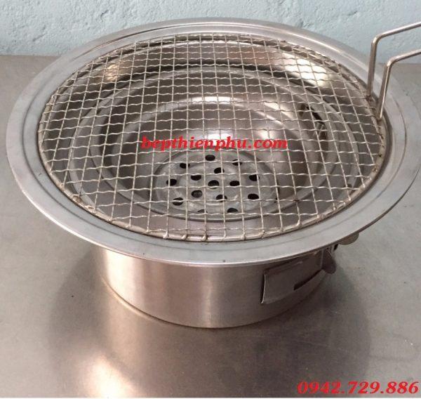 Bếp nướng than không khói tại Tây Ninh