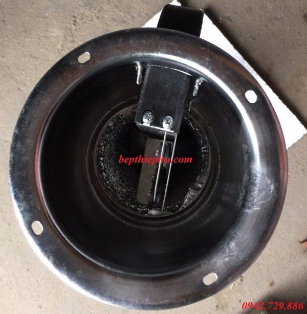 Bán ống hút khói mềm màu bạc giá rẻ tại tphcm