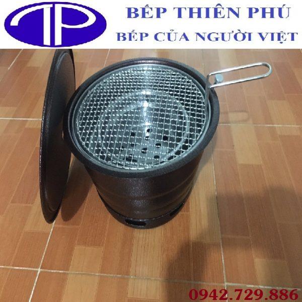 Bếp nướng than hoa Việt Nam 2019