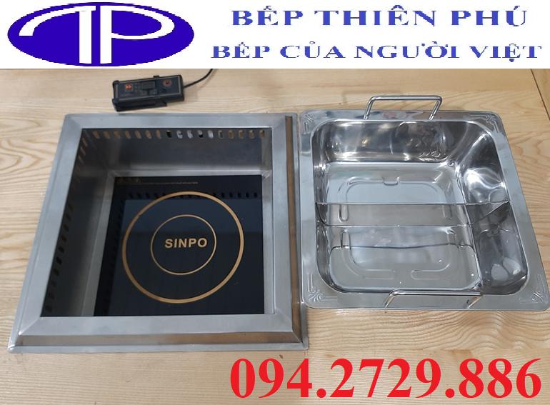 Chuyên bán thiết bị bếp lẩu 2 ngăn âm bàn công suất 2000w uy tín, giá tốt nhất Hồ Chí Minh. Bảo hành 1 năm